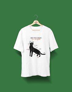 Camisa Universitária - Medicina Veterinária - Carinho  - Basic