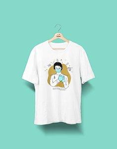Camisa Universitária -  Medicina - Não desista - Basic