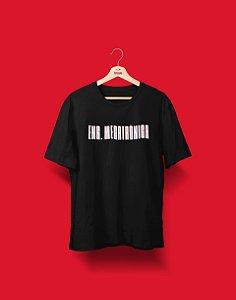 Camiseta Universitária - Coleção 3D - Engenharia Mecatrônica - Basic