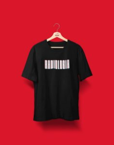 Camiseta Universitária - Coleção 3D - Radiologia - Basic