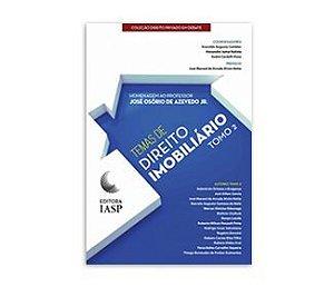Livro -  Temas de direito imobiliário – Tomo II / ASSOCIADOS