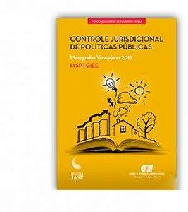 Livro - Controle jurisidicional de políticas públicas / Associados