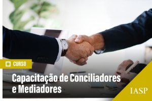 Curso de Capacitação de Conciliadores e Mediadores - Não Associados