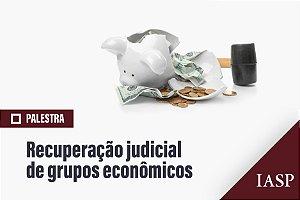 Palestra | Recuperação judicial de grupos econômicos - Estudantes