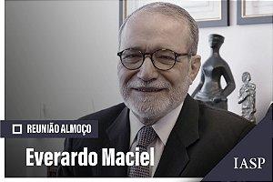 Reunião-almoço com Everardo Maciel