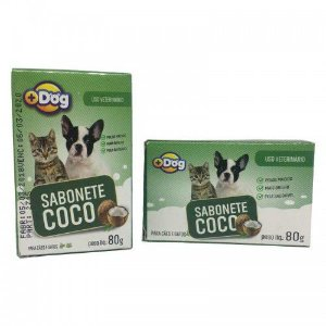 SABONETE COCO 80G,MAIS DOG