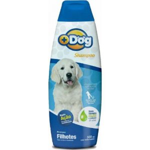SHAMPOO FILHOTE MAIS DOG 500ML