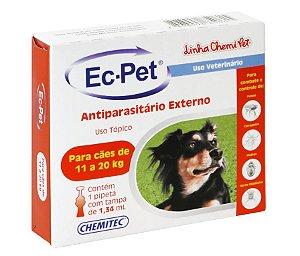EC.PET ATE 11 A 20 KG ANTIPARASITARIO EXTERNO