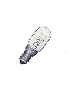 Lâmpada 220v Pequena Para Geladeira E Microondas Bocal E14