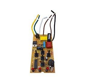 Placa de Controle Eletrônica Ventilador Coluna Air Timer Ts+ Ts + Mallory