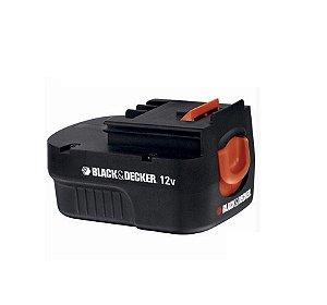 Bateria Furadeira e Parafusadeira Black e Decker Hp120 Original