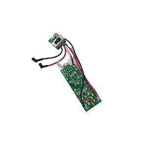 Placa Da Bateria Parafusadeira Black Decker LD008, LDX172