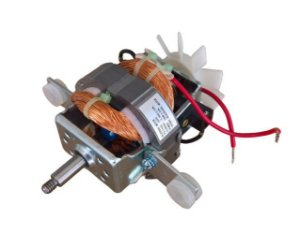 Motor Liquidificador Mallory Flash Black 450w 220 Volts