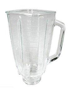 Copo De Vidro Liquidificador Osterizer Blender Ve Oster 4126