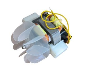 Motor Taiff  2100 Para Secador Taiff Fox Ion 3 2100 W 110 Volts