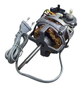 Motor Jh-025 Chave Fio Ventilador Britânia Fama 220 Volts