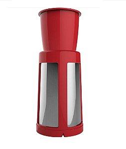Filtro Do Copo Liquidificador Cadence Robust Vermelho Liq411