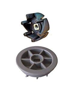 Kit Acoplador Liquidificador Cadence Robust Preto Liq400 Liq