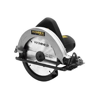Serra Circular Hammer Alta Potência 1100W 220 Volts 7.1/4