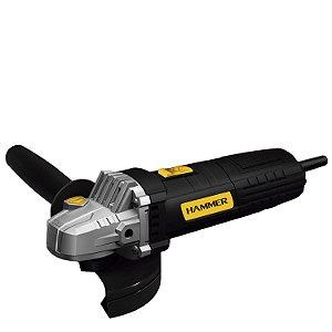 Esmerilhadeira Lixadeira Hammer Angular 710w 127 volts