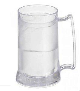 Caneca Térmica Com Gel Congelante Para Bebida Ultra Gelada
