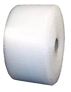 Plástico Bolha 30cm Rolo Bobina 100 Metros 30 Cm x 100 Metros