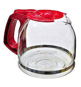 Jarra Cafeteira Oster Programável Red 4401-017 Vermelha