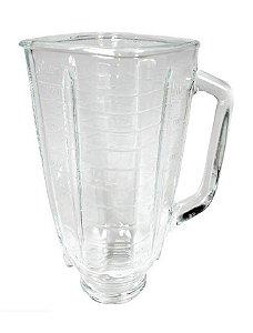 Copo Vidro Liquidificador Osterizer Blender Cobre 4128 Oster