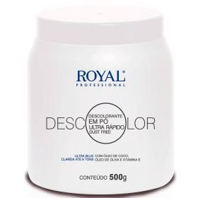 Descolorante Ultra Rápido Royal Promax Dust Free 500g