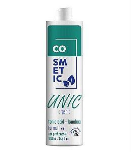 UNIC Cosmetic Line  - Progressiva Passo Ùnico, Sem Formol, Sem Cheiro, Sem Ardência.