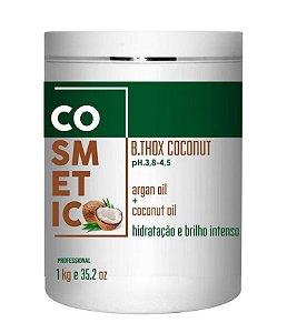 Botox Capilar De Coco, Cabelo Sem Frizz E Hidratado 1kg