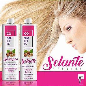Progressiva Selante térmico Cosmetic line 1000ml