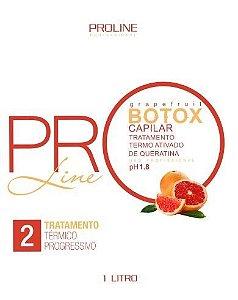 PROMOÇÃO -BOTOX Capilar PROLINE Grapefruit -PASSO 2