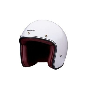 Cafe Racer Glossy Pearl White