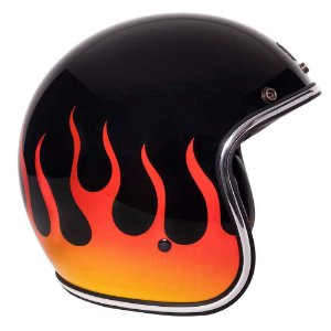 CAPACETE URBAN TRACER RISING FIRE