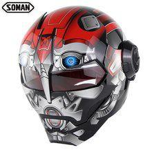capacete soman cranio