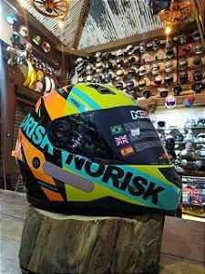 CAPACETE  NORISK FF391 FURIOUS