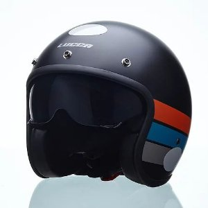 Capacete Sublime Sunset Matt Black