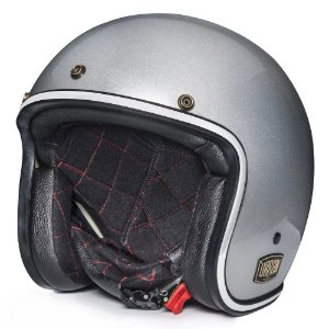 CAPACETE URBAN TRACER SILVER FLAKE
