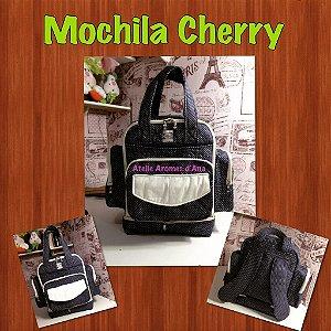 mochila cherry (projeto em pdf)