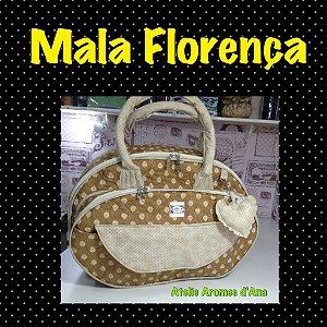 Projeto em pdf para fazer mala Florença