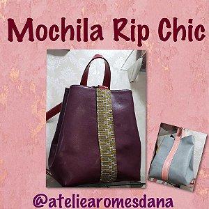 Projeto mochila rip chic