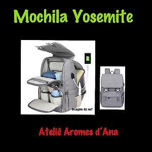 Mochila Yosemite projeto digital