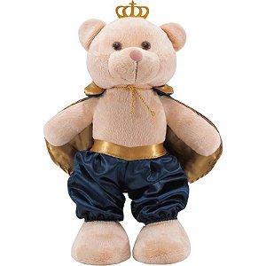 Urso de Pelúcia Príncipe em pé