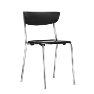 cadeira preta bit