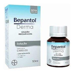 Bepantol Derma Solução Liquido Cabelo E Pele Hidratada 50ml