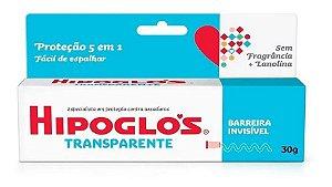 Creme Preventivo De Assaduras Hipoglós Transparente 30g
