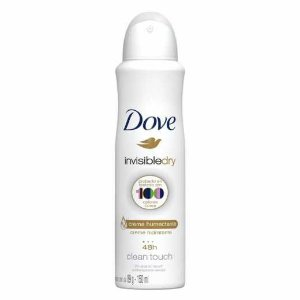 Desodorante Dove Antitranspirante Invisible Dry 150ml