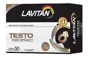 Lavitan Testo Performance com 30 Comprimidos