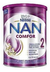 Leite Nan Comfor 2 800g